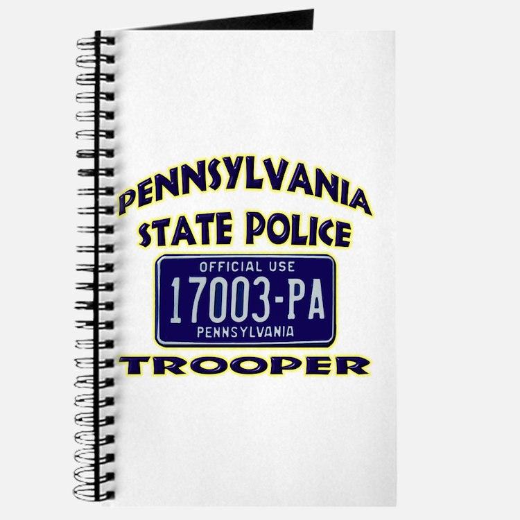 Pennsylvania State Police Journal
