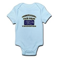 Pennsylvania State Police Infant Bodysuit