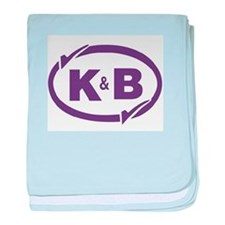 K&B Drugs Double Check baby blanket