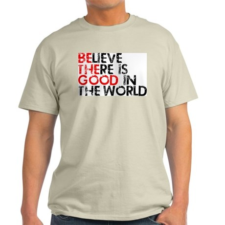 Be The Good In The World Light T-Shirt