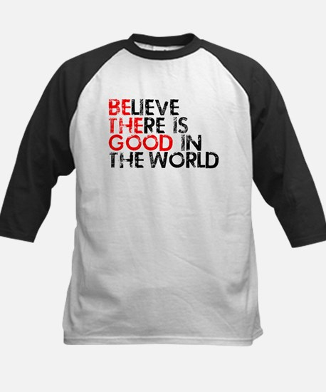Be The Good In The World Kids Baseball Jersey