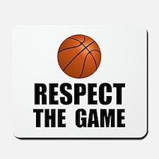 Respect Basketball Mousepad
