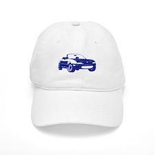 Blue NA Baseball Cap