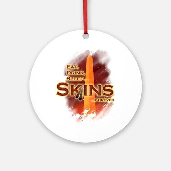 Skins: Ornament (Round)