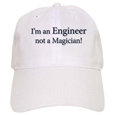 Engineer Baseball Cap
