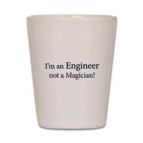 Engineer Shot Glass