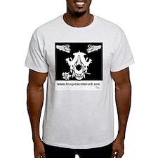 Funny Dragon skull T-Shirt