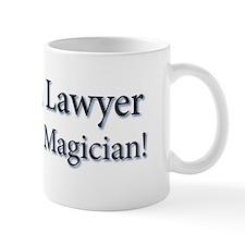 Lawyer Small Mug