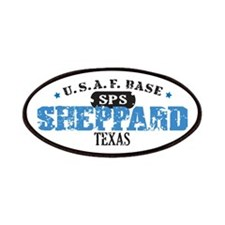 Sheppard Air Force Base Patches