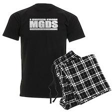 Great Dane Pajamas