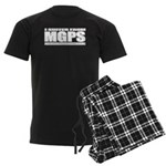 Great Pyrenees Men's Dark Pajamas
