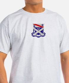 DUI - 2nd Battalion 18th Infantry Rgt T-Shirt