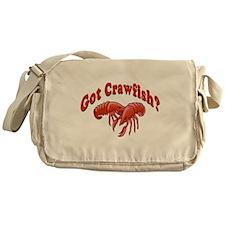 Got Crawfish Messenger Bag