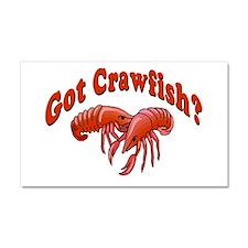 Got Crawfish Car Magnet 20 x 12