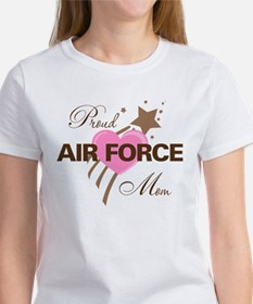 Proud Air Force Mom Women's T-Shirt