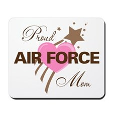 Proud Air Force Mom Mousepad