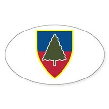 1st Squadron 91st Infantry Regiment Decal