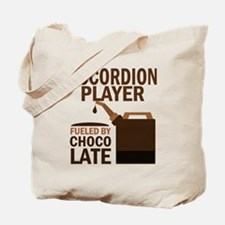 Accordion Player Gift Tote Bag