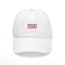 Occupy Your Mom's Basement Baseball Cap