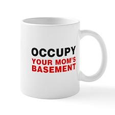 Occupy Your Mom's Basement Mug