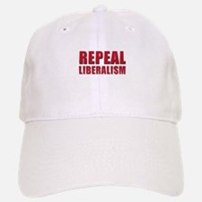 Repeal 5 Red Baseball Baseball Cap