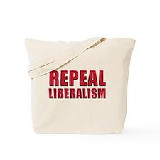 Repeal 5 Red Tote Bag