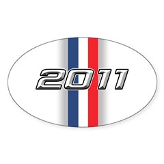 Cars 2011 Decal