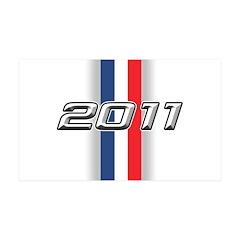 Cars 2011 38.5 x 24.5 Wall Peel