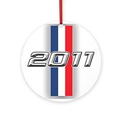 Cars 2011 Ornament (Round)