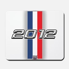 Cars 2012 Mousepad