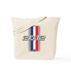 Cars 2012 Tote Bag