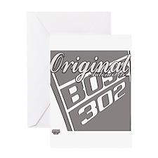 Original Boss 302 Greeting Card