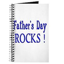 Father's Day Rocks ! Journal