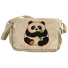 Fat Panda Messenger Bag