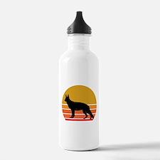 Dark Orange Spinone Thermos®  Bottle (12oz)