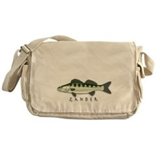 Zander Messenger Bag
