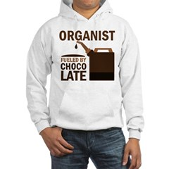 Organist Powered By Donuts Hoodie