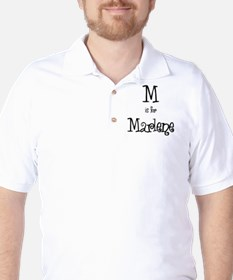 M Is For Marlene T-Shirt