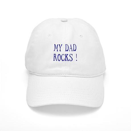 My Dad Rocks ! Cap