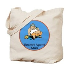 Tote Bag, Secret Agent Man