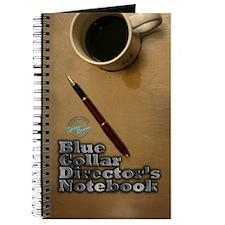 CTGR Blue Collar Director's Notebook