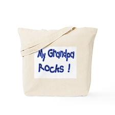 My Grandpa Rocks ! Tote Bag