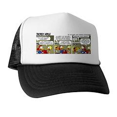 0311 - Lucky wrench Trucker Hat