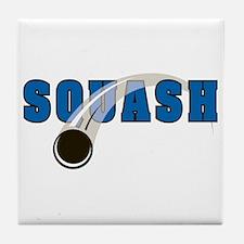 Squash Tile Coaster