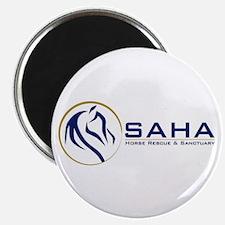 Save A Horse Australia Logo Magnet