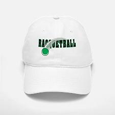 Racquetball 2 Baseball Baseball Cap