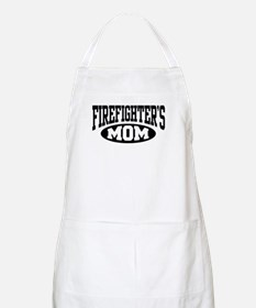Firefighter's Mom BBQ Apron