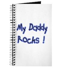 My Daddy Rocks ! Journal