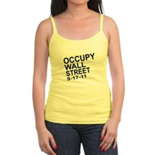 Occupy Wall Street: Jr.Spaghetti Strap