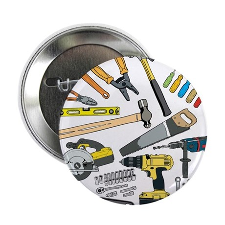 "Tools 2.25"" Button (100 pack)"